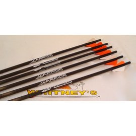 "Gold Tip Gold Tip Warrior - 500 - 2"" Raptor Vanes-6PK-WAR500A272"