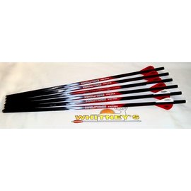 "Black Eagle Black Eagle Executioner Crossbow Bolt/Arrow - 18"" - 6 Pack"