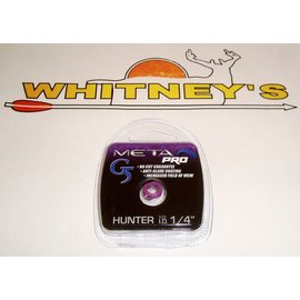 "G5 G5 Meta Pro Large Hunter 1/4"" - Purple-140-PURPLE"