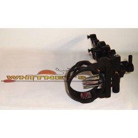 Axion Archery Axion 5 Pin Micro GLX #AAA-1605B-LH GLX 5 Pins Gridlock/Micro/Black