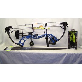 Escalade Fred Bear New for 2016 Cruzer Bow Blue Right Hand Package 5-70# 12-30""