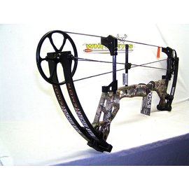 Escalade New 2015 Fred Bear Tremor Bow Right Hand 60-70# 24-31 inch draw