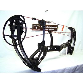 """Escalade New 2016 Fred Bear BR 33 Shadow Bow Right Hand 55-70# 27-32"""" draw"""