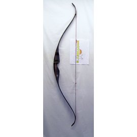 "Escalade Traditional Bear Archery Super Grizzly 58"" Recurve Bow RH 45#"