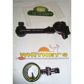 HHA Sports HHA Optimizer Lite King Pin (Tournament) TEXL-5519 Rheostat 2&quot; <br />Scope RH