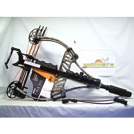 Escalade Bear X - FISIX FFL - CAMO Crossbow Package- 375 FPS - 135# -A6FSXXG135