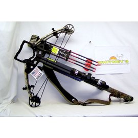 Parker Compound 2016 Parker Hurricane Crossbow Package- Illuminated Multi Reticle Scope-