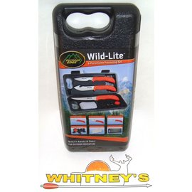Outdoor Edge Outdoor Edge Wild Lite (6 Piece Set)-WL-6