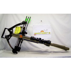 Eastman Outdoors Carbon Express X-Force Advantex Crossbow Ready-to-Hunt Package