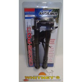 Excalibur Excalibur Cross-Pod Picatinny Mounted Crossbow Bipod-#7011