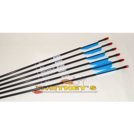 """Eastman Outdoors Carbon Express Thunder Express Arrows 26"""" - 6 PACK-G0236"""