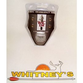 Wac'Em Archery Pro. Wac' Em 125 Grain CROSSBOW 12 Replacement Blades and Rings-00569