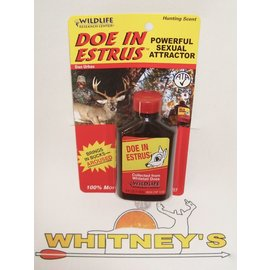 Wildlife Research Center Wildlife Research Doe in Estrus 4 Fl. Oz.-225-4