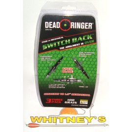 Dead Ringer LLC Dead Ringer Switch Back 100 Gr.-DR5194