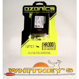 Ozonics Hunting Inc. Ozonics HR300 Extended Life Battery-SG-BA03XLP