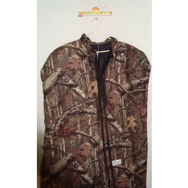 Heater Body Suit Inc. Heater Body Suit- Infinity Mossy Oak Camo- TALL WIDE-525-MOI