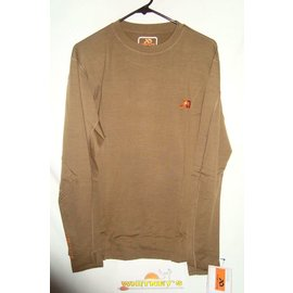 First Lite NEW!! First Lite Llano 170G Merino-Lightweight long sleeve Crew-MTLLLDE2X-2X