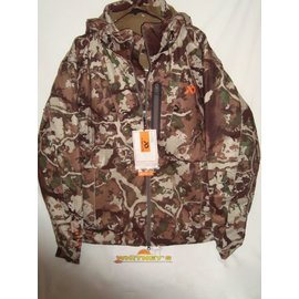 First Lite NEW!! First Lite WOODBURY Insulated Jacket-Fusion-MOWOOFU2X-2X