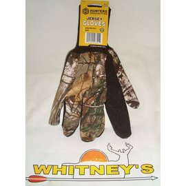 Hunter Specialties (HS) HS / Hunter's Specialties Unlined Jersey Gloves-07321