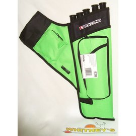Bohning Company, LTD Bohning Target Quiver, Adult, Neon Green, Right Hand-1692