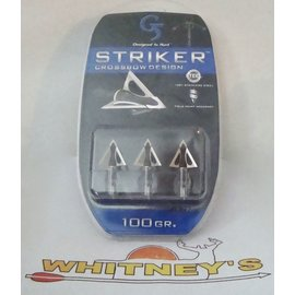 G5 G5 Striker 100 Grain Crossbow Broadhead-613