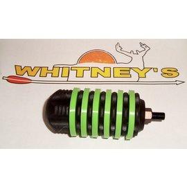 .30-06 Outdoors .30-06 Killer V Stabilizer BLACK/Florescent Green-KVMS-GR