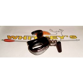 Scott Archery Manufacturing Scott Sigma Release - 3 Finger - Gunmetal/Black-8007-GU-3