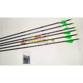 Eastman Outdoors Carbon Express Predator XSD 350 Arrows 6 Pack-50885