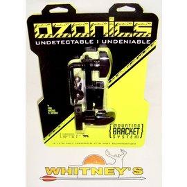 Ozonics Hunting Inc. Ozonics HR200 HR150 Electronic Scent Eliminator Mounting Bracket System