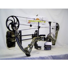 "BowTech Diamond by Bowtech- Core Mossy Oak Right Hand 40-70# 25-30"" Draw"