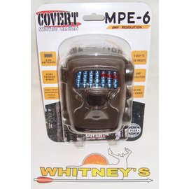Covert Scouting Cameras, Inc. Covert MPE-6 Easy Setup, 6MP, Photo, Video 28 Long Range IR-2984