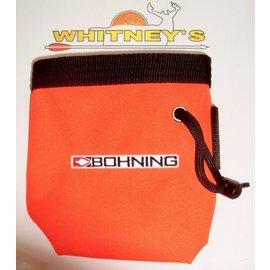 Bohning Company, LTD Bohning Accessory Bag-NEON ORANGE-16595