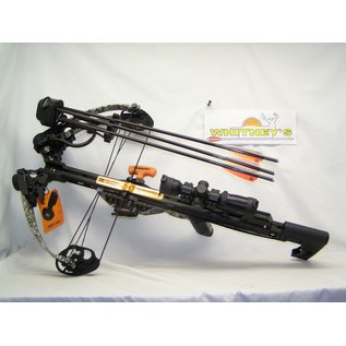 Mathews Mission MXB Charge Cross Bow Lost Camo W/PRO Package-MXBCHARGE