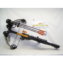 Mathews Mission MXB-400 CrossBow Lost AT & Pro Hunter Kit-MXB-400
