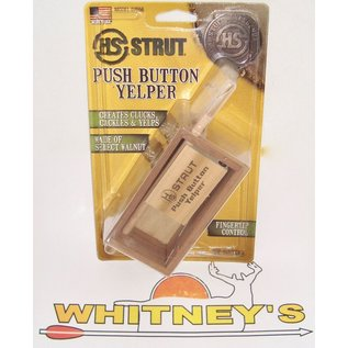 Hunter Specialties (HS) HS Strut Push Button Yelper-07056