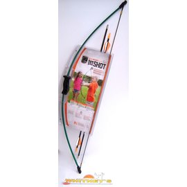 Escalade Bear 1st Shot Bow Kit-Green-AYS6200
