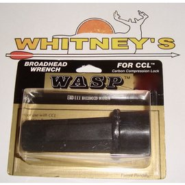 Wasp Archery Products Wasp Broadhead Wrench for CCL 100 GR