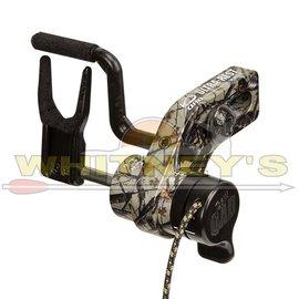 Quality Archery Design QAD Ultra-Rest Hunter Lost OT Brown Camo RH - UHUOT-R