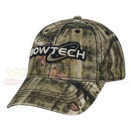 BowTech Bowtech Baseball Cap-Adjustable Velcro Fit-Breakup Infinity-Camo-ASPEN-BT14A-H95