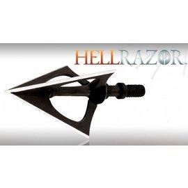 New Archery Products (NAP) NAP Hellrazor 3 Blade 100 Gr. Broadheads