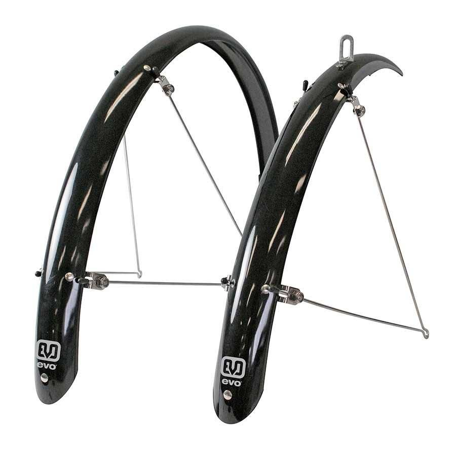 EVO EVO, Power Guard, Pre-assembled fender set, Width 45mm, For 700 wheels