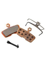 Avid Avid, Code 2007-2010, Disc brake pads, Sintered metal, Steel back plate, pair