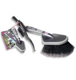 Muc-Off Muc-Off, 3 Piece brush set