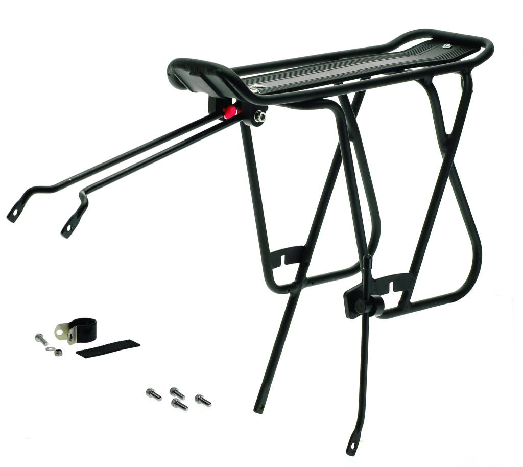 JOURNEY DISC RACK - BLK