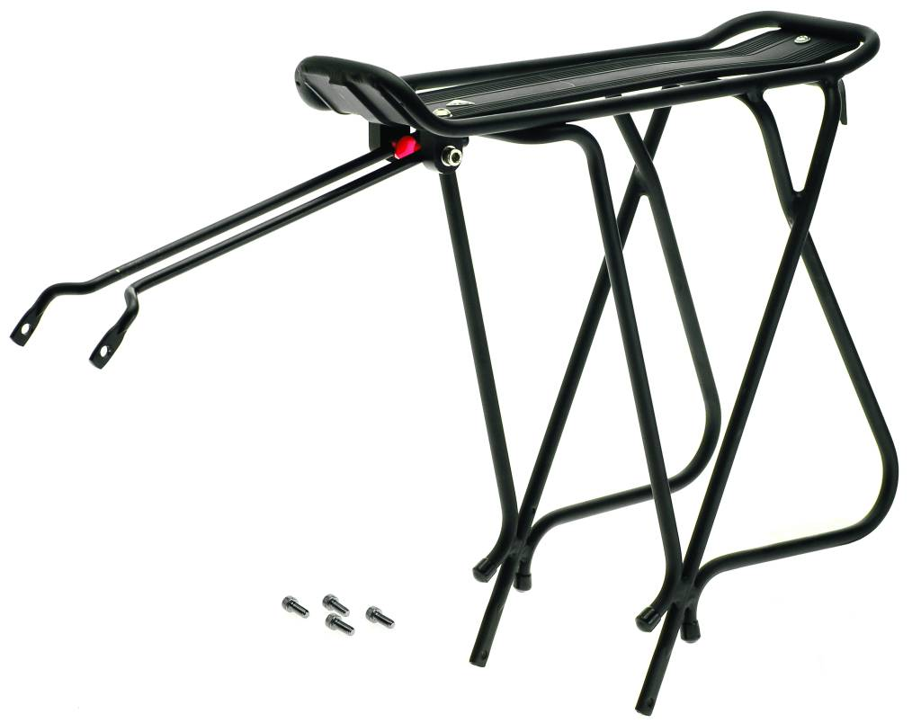 Journey Tubular Rack-Black