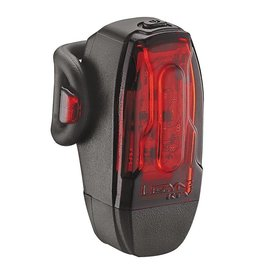 Lezyne Lezyne, KTV Drive, Light, Rear, Black