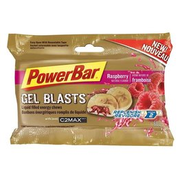 PowerBar PowerBar, Gel Blasts, Rasberry, 12 x 60g single