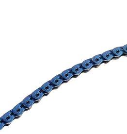 Gusset Gusset, Slink, 1sp chain, 102 half-links, 1/8'', Blue