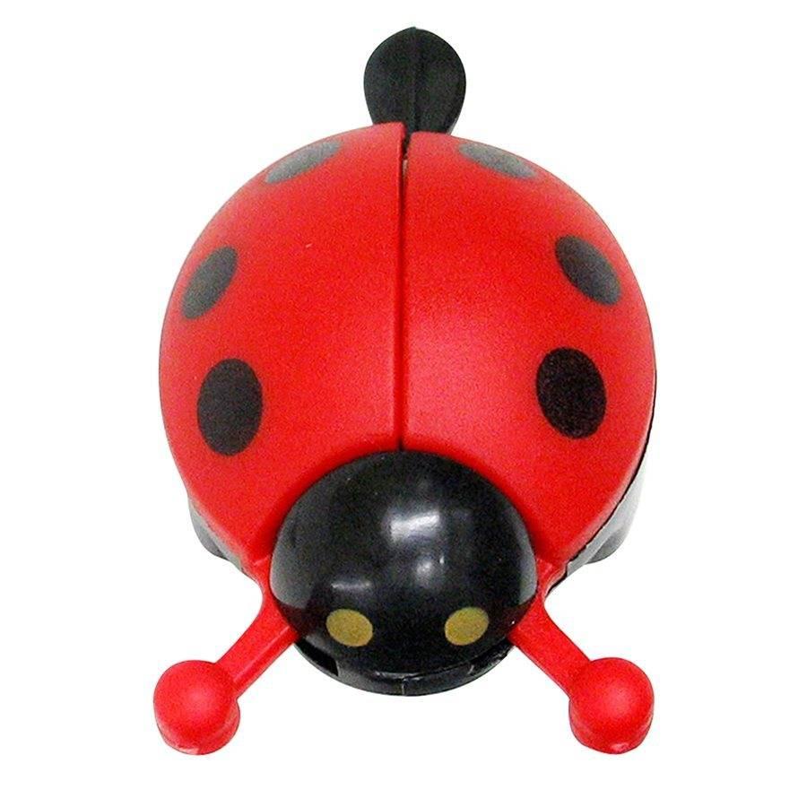 EVO EVO, Ladybug, Bell, Red