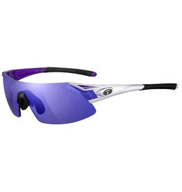 Tifosi Tifosi, Podium XC, Sunglasses, Frame: Crystal Purple, Lenses: Clarion Purple, AC Red, Clear